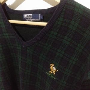 Camelback ralph luaren golf sweater